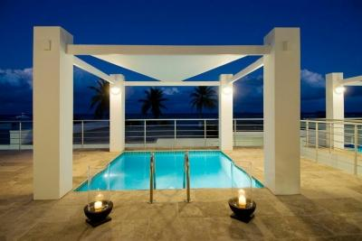 Incredible 2 Bedroom Villa with Private Pool on Dawn Beach - Image 1 - Dawn Beach - rentals