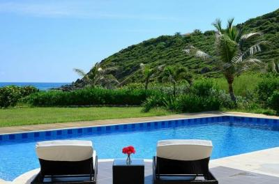 Wonderful 5 Bedroom Villa with Private Pool in Guana Bay - Image 1 - Guana Bay - rentals