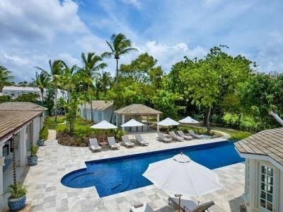 Cozy 7 Bedroom Villa in Sandy Lane - Image 1 - Sandy Lane - rentals