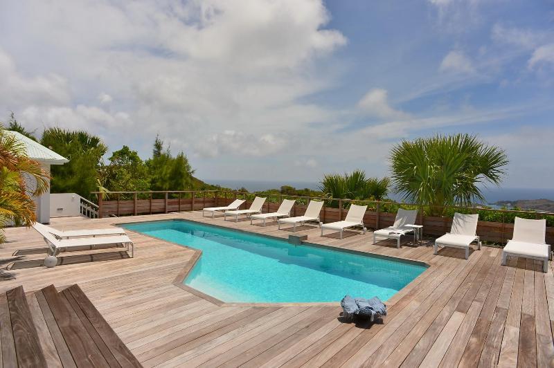 5 Bedroom Private Villa on the Vitet Hillside - Image 1 - Vitet - rentals