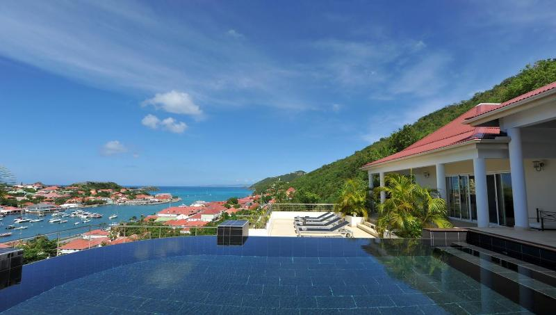3 Bedroom Villa with Panoramic Ocean View in Gustavia - Image 1 - Gustavia - rentals