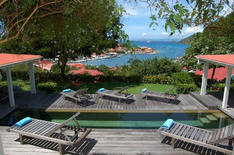 4 Bedroom Villa on the Hillside of Gustavia - Image 1 - Gustavia - rentals