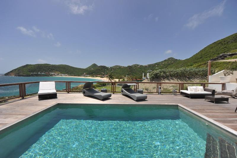 1 Bedroom Villa with Panoramic Ocean View in Flamands - Image 1 - Flamands - rentals