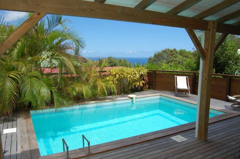 Fully Equipped 2 Bedroom Villa in Colombier - Image 1 - Anse des Flamands - rentals
