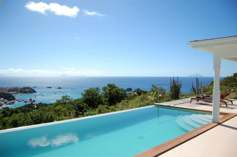 Stunning 3 Bedroom Villa in Colombier - Image 1 - Anse Des Cayes - rentals