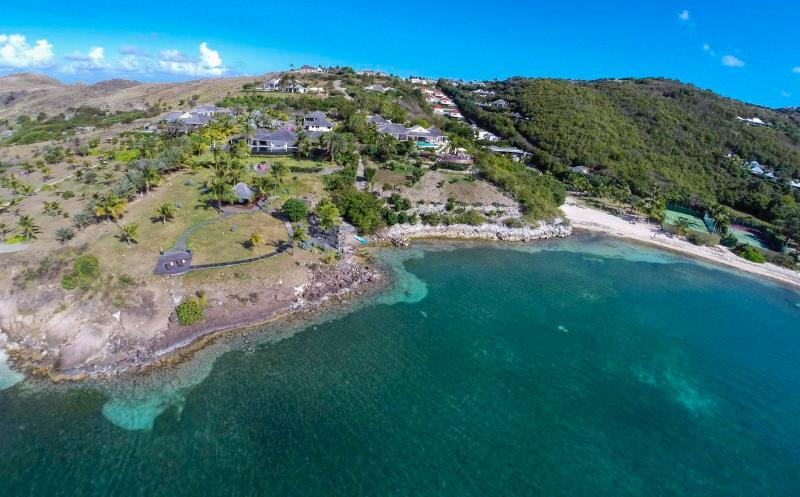 4 Bedroom Villa with Ocean View in Petit Cul de Sac - Image 1 - Petit Cul de Sac - rentals
