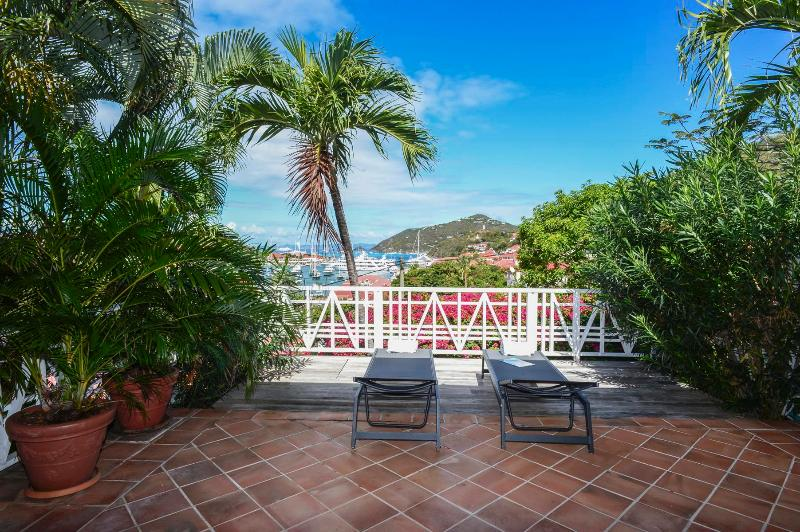1 Bedroom Villa with Private Garden & Pool in Gustavia - Image 1 - Gustavia - rentals