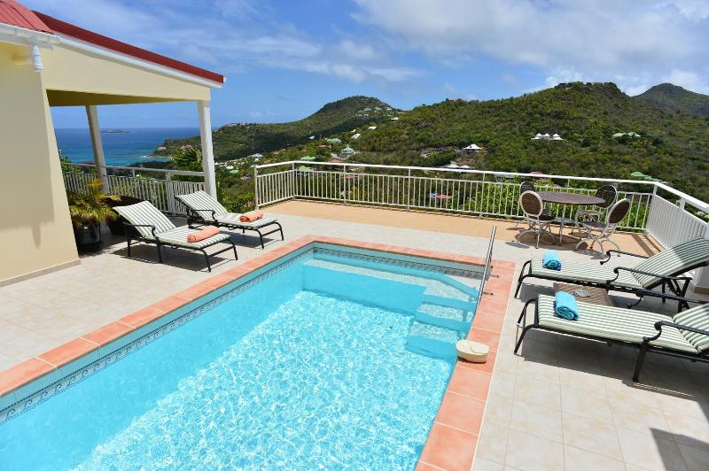 Cozy 2 Bedroom Villa in Saint Jean - Image 1 - Saint Jean - rentals