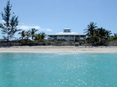 7 Bedroom Villa with Veranda & View in Grace Bay - Image 1 - Grace Bay - rentals