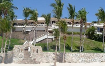 Tranquil 6 Bedroom Home overlooking the Sea of Cortez in San Jose del Cabo - Image 1 - San Jose Del Cabo - rentals