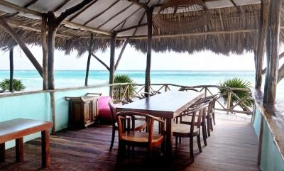 Fabulous 2 Bedroom Beach House with Private Terrace in Tulum - Image 1 - Tulum - rentals