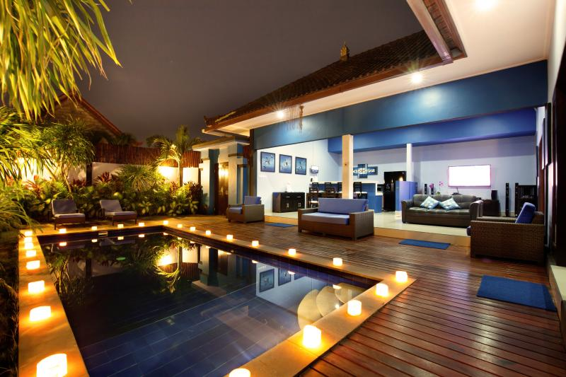 Villa Kalini 2 , Luxury 2 bedroom villa, private pool , Seminyak,, close shopping , restaurants,beaches . - Image 1 - Seminyak - rentals