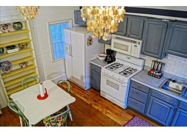 Pet friendly cottage in the historic district - Image 1 - Savannah - rentals
