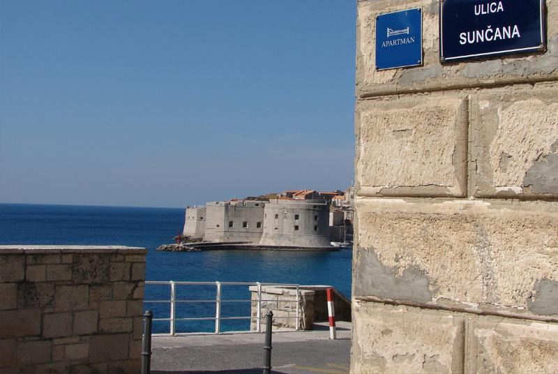 Our street - Dubrovnik Luxury BonBon - Modern at great location - Dubrovnik - rentals