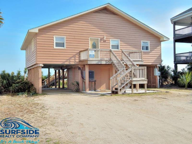 Stewart Cottage - Image 1 - Surfside Beach - rentals