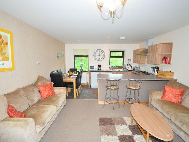 Open-plan lounge/kitchen/diner - I712A - Onich - rentals