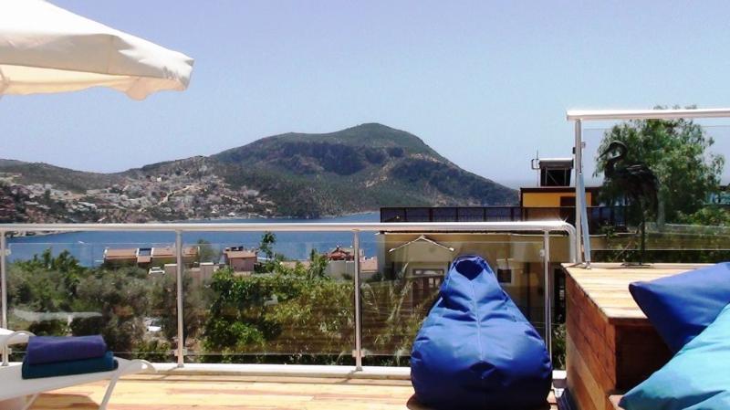 Ekin Apartment Rockola (5) - Image 1 - Kalkan - rentals