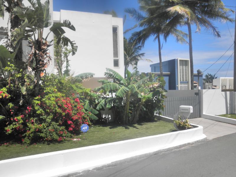 front of our home - dorado puerto rico oceanfront vacation rentals - Dorado - rentals