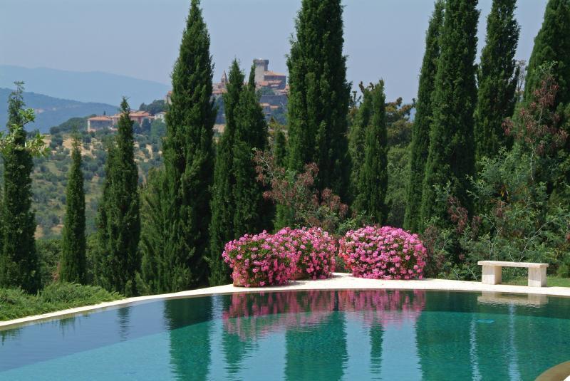 Villa Ginepro, Tuscany sea view - Image 1 - Capalbio - rentals