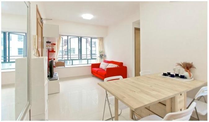 Downtown 2 Bdr apartment 1-5 ppl 2 min MTR LUXURY - Image 1 - Hong Kong - rentals