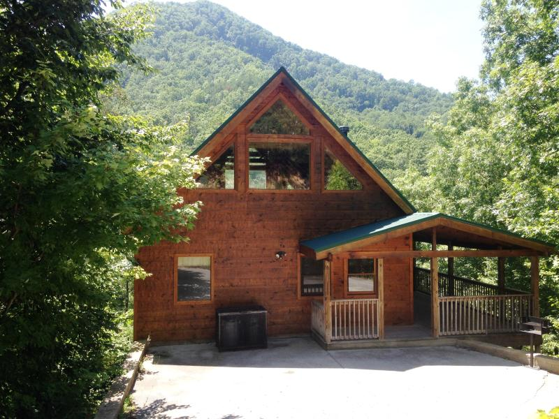 "1/1ba -""Alone Time Close to National Park Pool Access Free!! - Image 1 - Pigeon Forge - rentals"