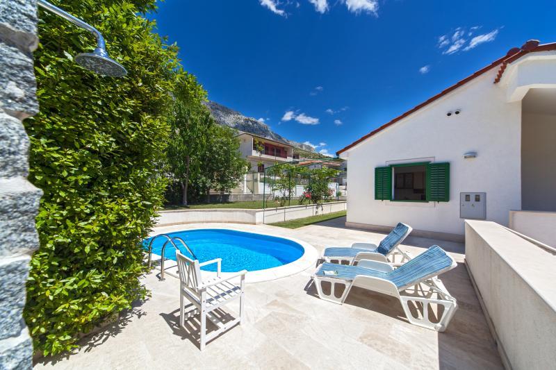 Villa Zivana, Dugi Rat, Split Riviera - Villa Zivana with pool - Split Riviera - Dugi Rat - rentals