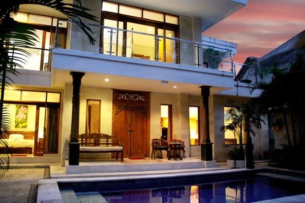 Surena - beautiful spacious villa in central loc. - Image 1 - Legian - rentals