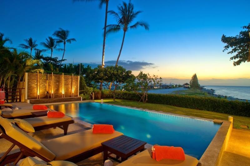 Villa 01 - 1 Bedroom Option on the Beach - Image 1 - Plai Laem - rentals