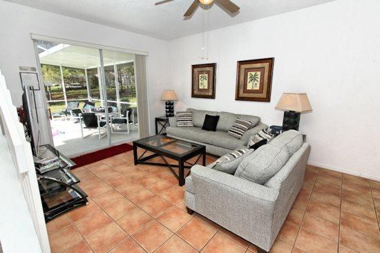5 Bedroom Pool Home In Highlands Reserve. 640BRI. - Image 1 - Orlando - rentals