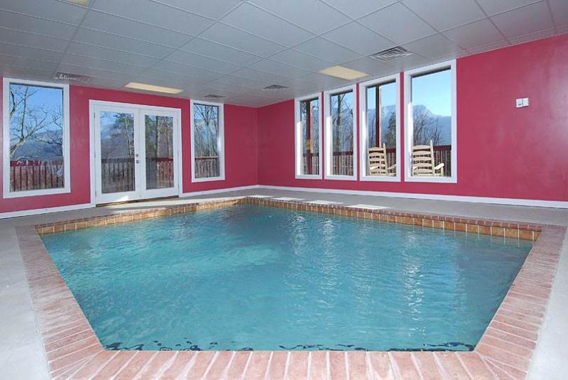 Pool And A View Mansion - Image 1 - Gatlinburg - rentals