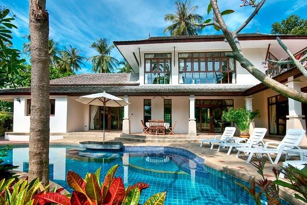 Villa 111 - Next to beautiful Bang Por Beach - Image 1 - Mae Nam - rentals