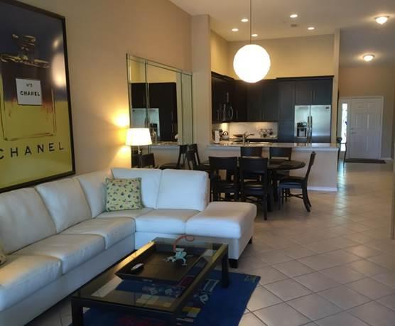 Open design with 12 ft ceilings - Stonebridge Club Condo (includes golf and tennis) - Naples - rentals