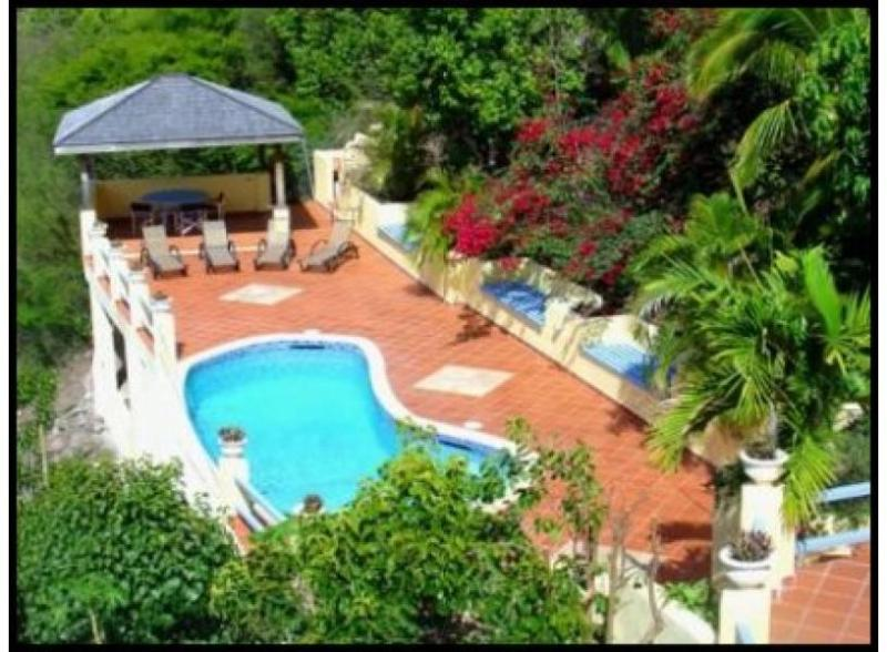 Arca Villa at Falmouth Harbour, Antigua - Garden View, Pool, Trade Winds - Image 1 - Falmouth - rentals