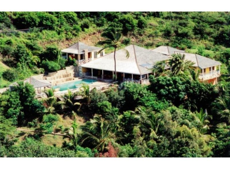 Carib House at Turtle Bay, Antigua - Ocean View, Walk To Beach, Pool - Image 1 - Falmouth - rentals