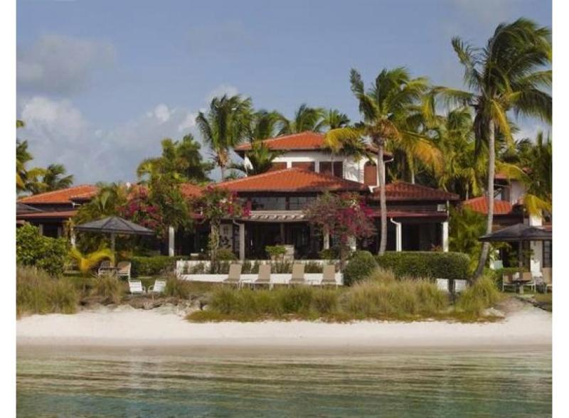 Hummingbird at Jumby Bay, Antigua - Beachfront, Gated Community, Communal Pool - Image 1 - Saint George Parish - rentals