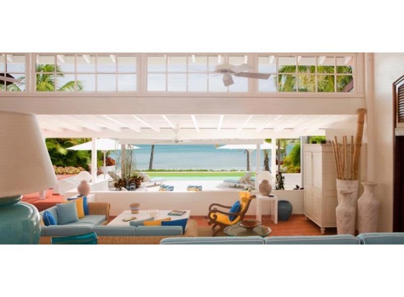 Sea Horse at Jumby Bay, Antigua - Beachfront, Pool, The Ultimate Escape - Image 1 - Saint George Parish - rentals