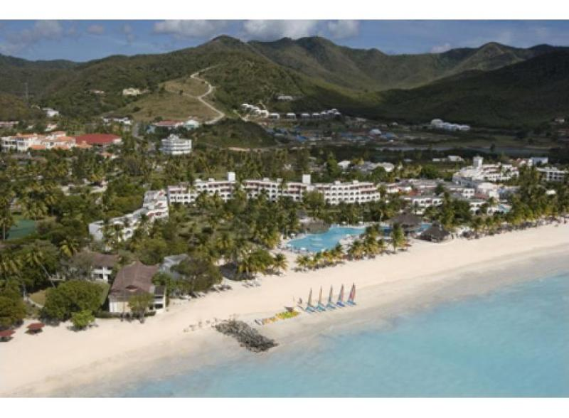 Tranquility Bay Deluxe Two Bedroom Suite at Jolly Harbour, Antigua - Image 1 - Jolly Harbour - rentals