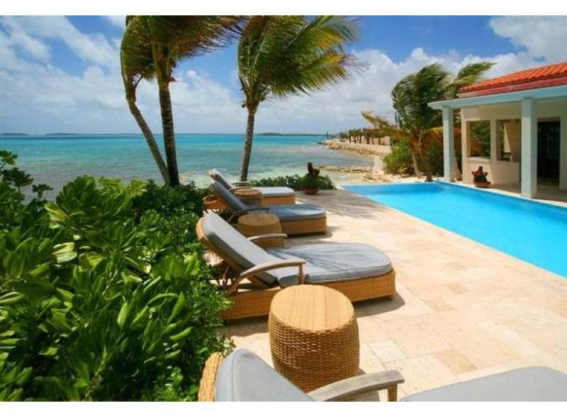 Tortuga at Jumby Bay, Antigua - Beachfront, Communal Pool, Fitness Centre - Image 1 - Saint George Parish - rentals