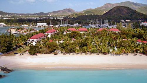 Tranquility Bay Two Bedroom Suite at Jolly Harbour, Antigua - Image 1 - Jolly Harbour - rentals
