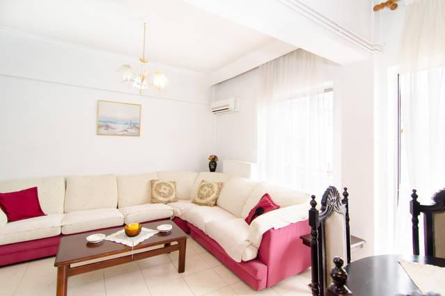 Big Apartment 10 min away from city centre wifi - Image 1 - Thessaloniki - rentals