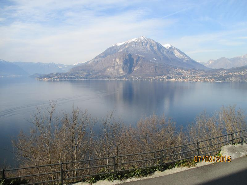 Balcony view - Lake Como - Casa Andrea,  Luxury Holiday Apartment - Perledo - rentals