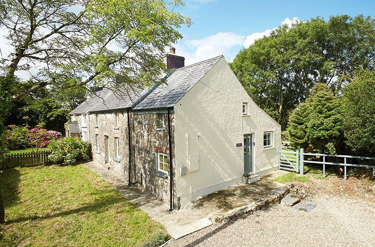 2 Tregroes Cottage - Image 1 - Fishguard - rentals