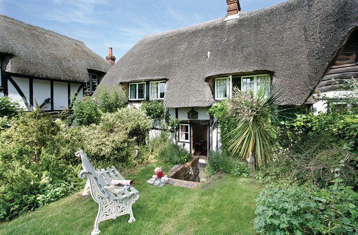 Spring Cottage - Image 1 - Chilbolton - rentals