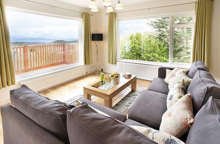 Achnandarach Lodge - Image 1 - Duirinish - rentals
