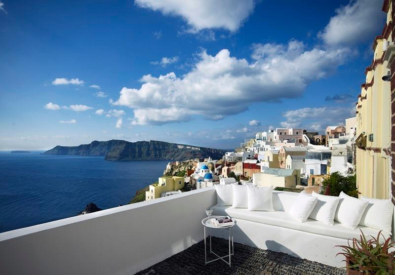 Caldera View - Blue Villas |The Captain's Mansion | Mansion ,Oia - Oia - rentals