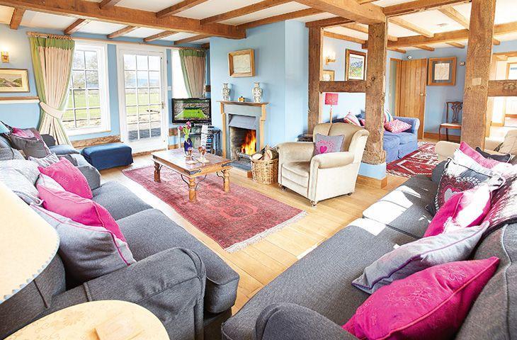 Bearwood House & Cottage - Image 1 - Pembridge - rentals