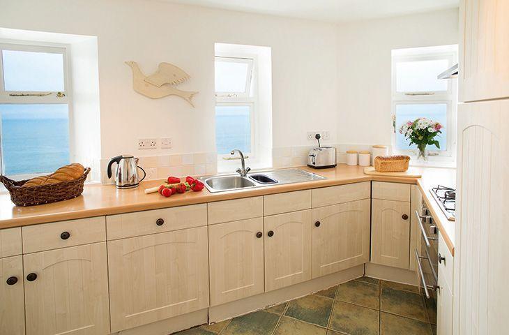 Nimbus Cottage - Image 1 - Constantine Bay - rentals