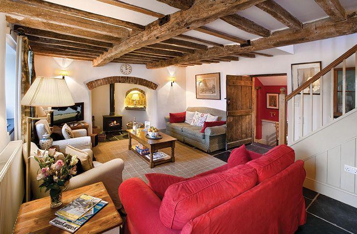 Lletty & Annexe - Image 1 - Eglwysbach - rentals