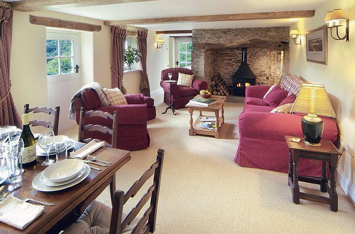 Penrhiw Cottage - Image 1 - Bwlchnewydd - rentals
