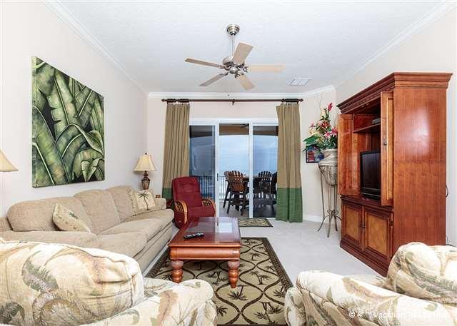 642 Cinnamon Beach, Beach Front, 4th Floor, Wifi, New Rental - Image 1 - Palm Coast - rentals
